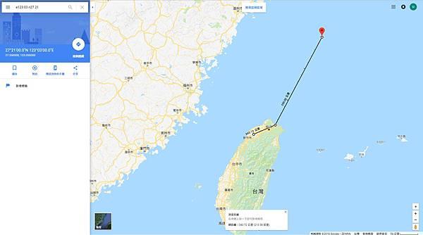 20180418出海240km第三關