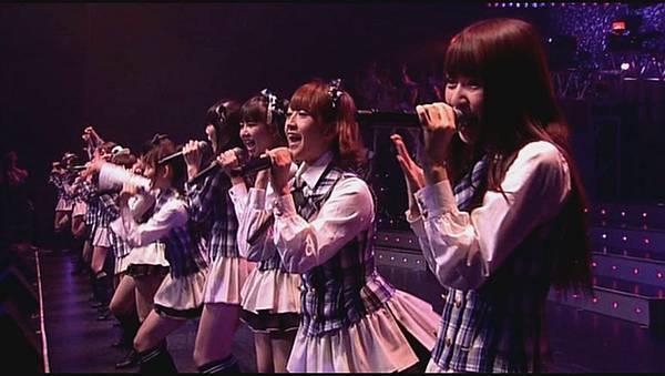 AKB48 TDC2012 35位 少女たちよ(1st al ここにいたこと)[20-07-01]