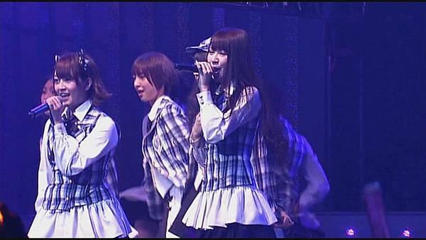 AKB48 TDC2012 35位 少女たちよ(1st al ここにいたこと)[20-08-11]