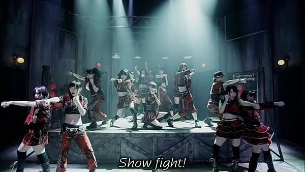 [萌女兒字幕組]AKB48 27TH - Show fight!.mp4_20120829_114939.740