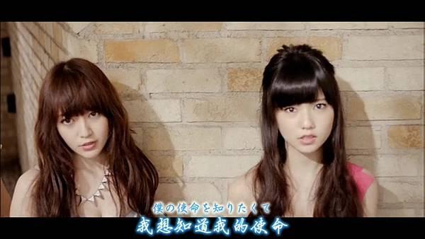 [萌女兒字幕組]AKB48 27TH - なんてボヘミアン.mp4_20120829_120129.685