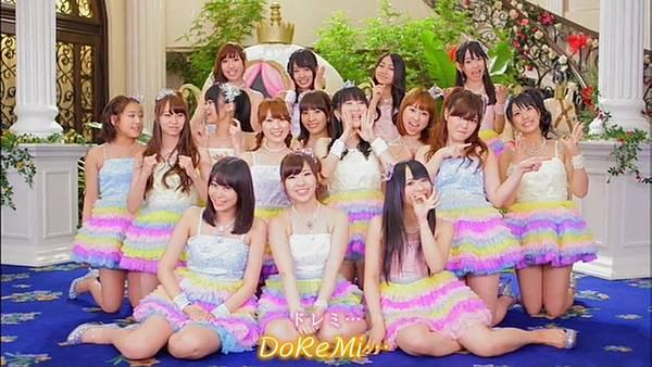 [萌女兒字幕組]AKB48 27TH - ドレミファソ音痴.mp4_20120829_172451.961