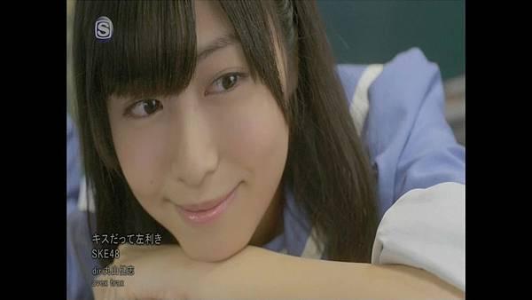 SKE48 - キスだって左利き[1440x1080 h264 SSTV HD].ts_20120831_104716.309