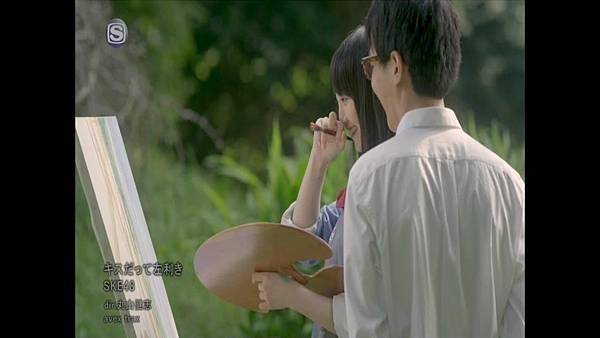 SKE48 - キスだって左利き[1440x1080 h264 SSTV HD].ts_20120831_104757.150