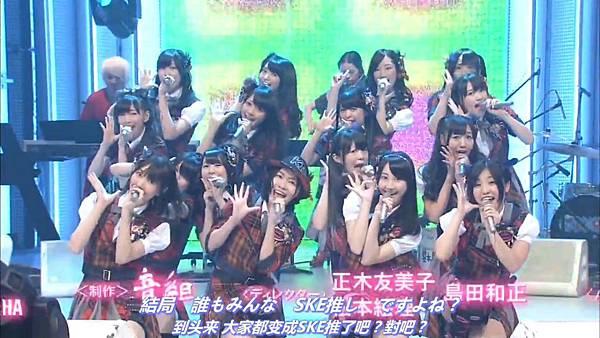 [M川家族]SKE48 - SKE推し(新堂本兄弟 2012.09.23)(720P).mp4_20120924_221519.918