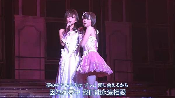 禁じられた2人 - 高橋南 中西里菜 (AKB48 青年馆Shuffle).avi_20120929_223118.583