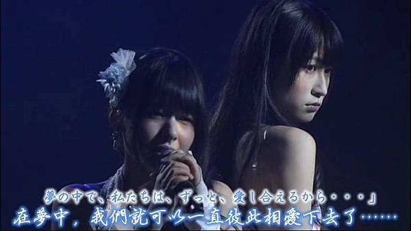 [萌女兒字幕組]NMB48 N 2 公演 - 禁じられた2人.mp4_20120929_215725.157
