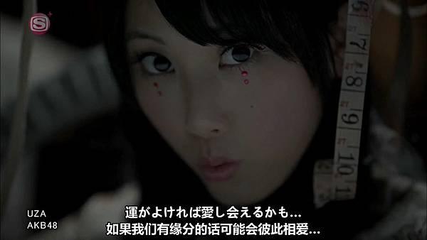 [東京不夠熱字幕]AKB48 - UZA.mp4_20121008_232248.979