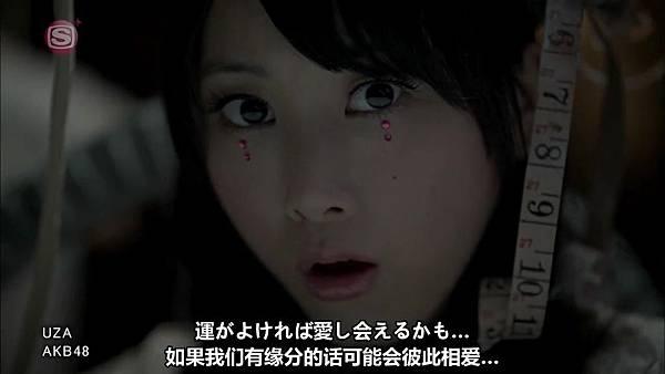 [東京不夠熱字幕]AKB48 - UZA.mp4_20121008_232302.177