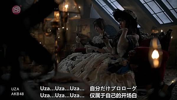 [東京不夠熱字幕]AKB48 - UZA.mp4_20121008_232542.998