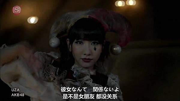 [東京不夠熱字幕]AKB48 - UZA.mp4_20121008_232435.980