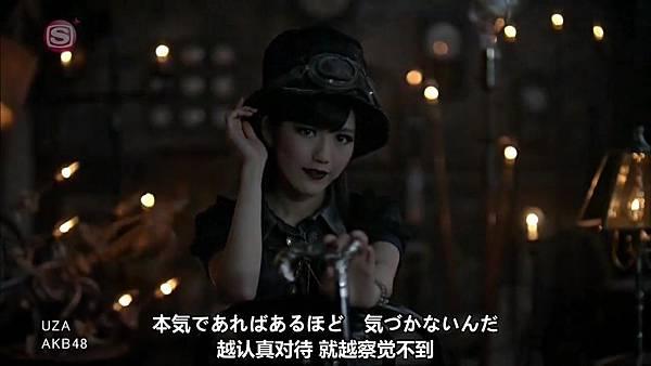 [東京不夠熱字幕]AKB48 - UZA.mp4_20121008_232627.724