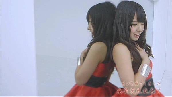 [萌女兒字幕組]NMB48 6th - 恋愛被害届け(紅組).mp4_20121106_221742.262