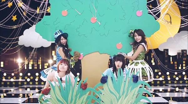 [高清正式PV]AKB48 29th - チームB推し.mkv_20121201_210534.622