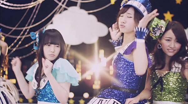 [高清正式PV]AKB48 29th - チームB推し.mkv_20121201_210644.746