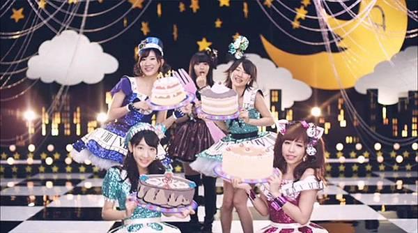 [高清正式PV]AKB48 29th - チームB推し.mkv_20121201_210805.272