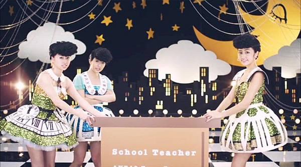 [高清正式PV]AKB48 29th - チームB推し.mkv_20121201_210742.277
