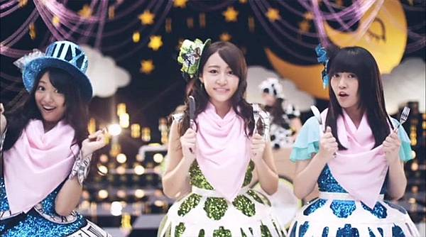 [高清正式PV]AKB48 29th - チームB推し.mkv_20121201_211009.762