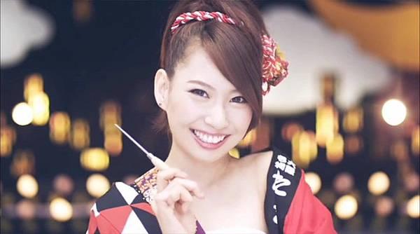 [高清正式PV]AKB48 29th - チームB推し.mkv_20121201_211058.105