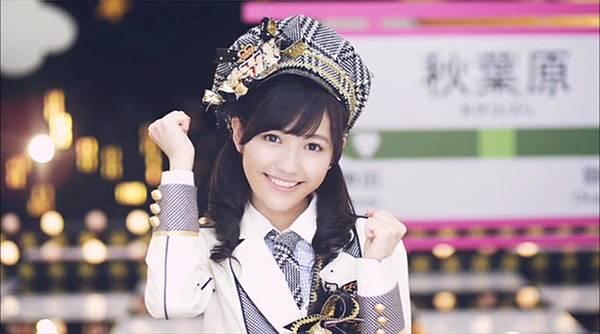 [高清正式PV]AKB48 29th - チームB推し.mkv_20121201_211240.567