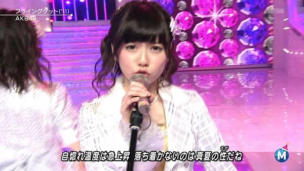 [lwtnbmy] AKB48 - フライングゲット & ギンガムチェック & 永遠プレッシャー & ポニーテールとシュシュ (MSSL 2012.12~.ts_20121223_140917.019