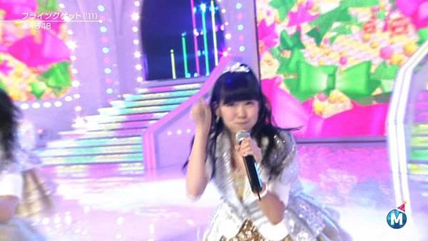[lwtnbmy] AKB48 - フライングゲット & ギンガムチェック & 永遠プレッシャー & ポニーテールとシュシュ (MSSL 2012.12~.ts_20121223_141053.788
