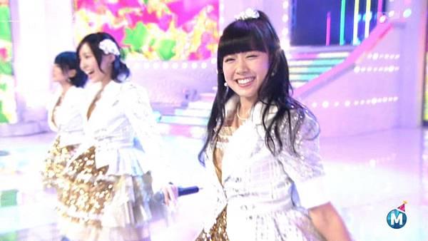 [lwtnbmy] AKB48 - フライングゲット & ギンガムチェック & 永遠プレッシャー & ポニーテールとシュシュ (MSSL 2012.12~.ts_20121223_141101.618