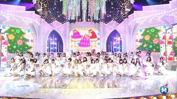[lwtnbmy] AKB48 - フライングゲット & ギンガムチェック & 永遠プレッシャー & ポニーテールとシュシュ (MSSL 2012.12~.ts_20121223_141748.578