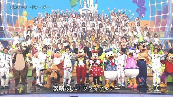 [lwtnbmy] Disney Character×嵐×AKB - ______________ (紅白歌合_ 2012.12.31).ts_20121231_193020.111