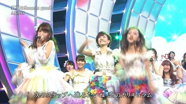 [lwtnbmy] AKB48×SKE48×NMB48 - UZA + ギンガムチェック + 真夏のSounds Good + Talk (紅白歌合戦 2012.12.31).ts_20121231_220919.213