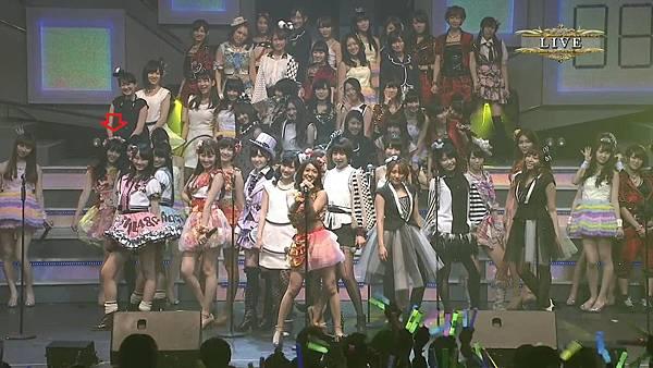 20130125 AKB48リクエストアワー セットリストベスト100 2013 [ 2日目 ].mkv_20130126_003543.483