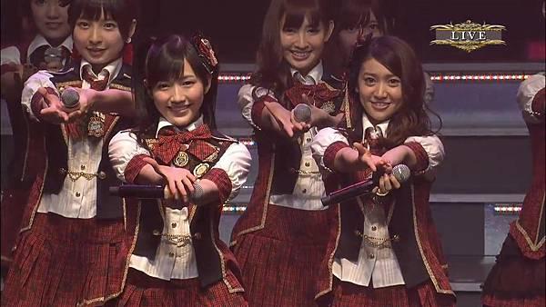 20130126 AKB48リクエストアワー セットリストベスト100 2013 [ 3日目 ].mkv_20130126_233843.069