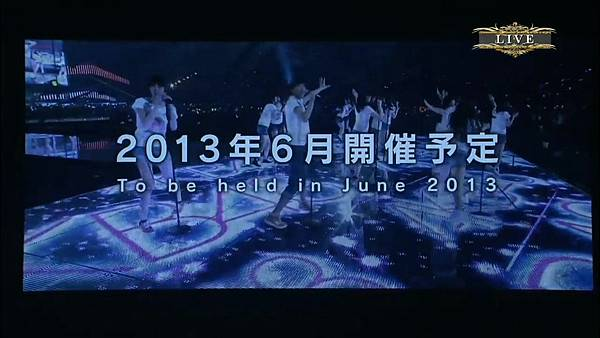 130127 TDC2013 [4日目] MC12 女性アーティスト初 日産スタジアム公演 720p.mkv_20130127_211538.214