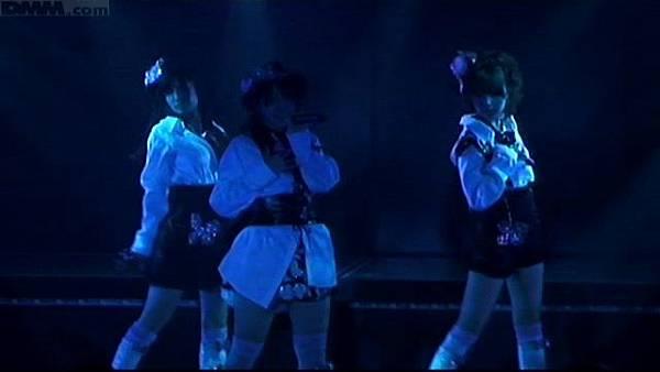AKB48 090717 K5 LOD 1900 (Sato Natsuki Birthday)抱きしめられたら(亜美菜ver).wmv_20130217_232755.433