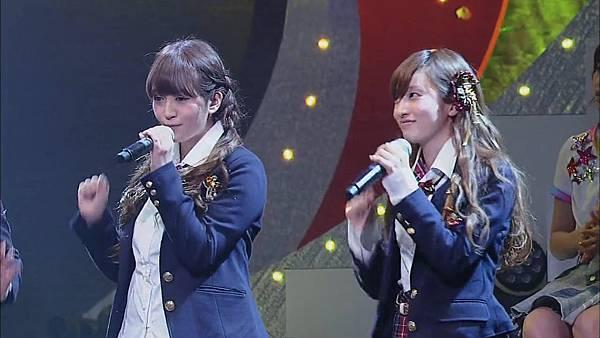 [超清LIVE]第2回 AKB48 紅白対抗歌合戦全場(01h19m30s-01h29m28s)-002.mp4_20130328_202114.120