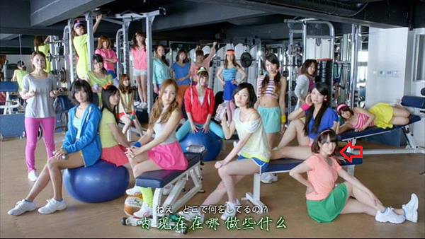 【坏路姬字幕组】AKB48 31st - How come!(Team K).mp4_20130518_205943.546