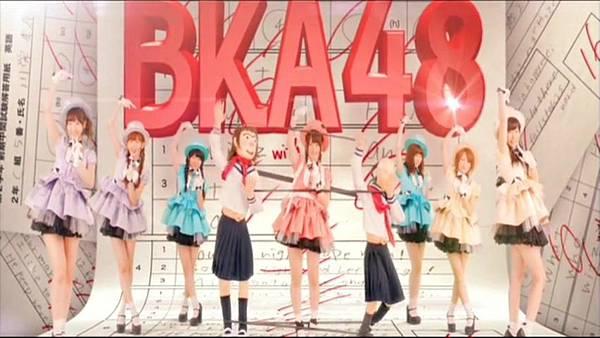 【东京不够热】ハステとワステ(BKA48) Music Video.mp4_20130519_005020.017