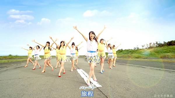 [萌女兒字幕組]SKE48 12th Single - 2人だけのパレード(Team KII).mp4_20130720_212222.120