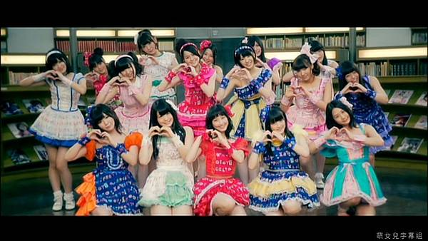 [萌女兒字幕組]SKE48 12th Single - シャララなカレンダー(Team E).mp4_20130720_212437.952