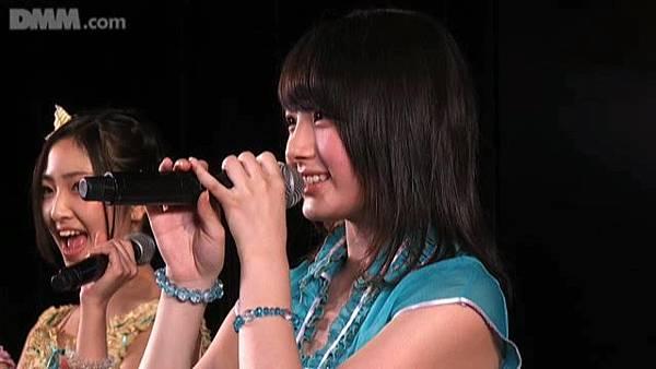 130916 AKB48研究生「パジャマドライブ」公演 大和田南那 生誕祭.wmv_20130920_214941.602