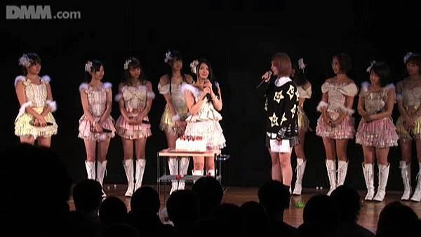 130917 AKB48「大島チームK」公演 倉持明日香 生誕祭(01h59m34s-02h13m11s).wmv_20130920_235516.277