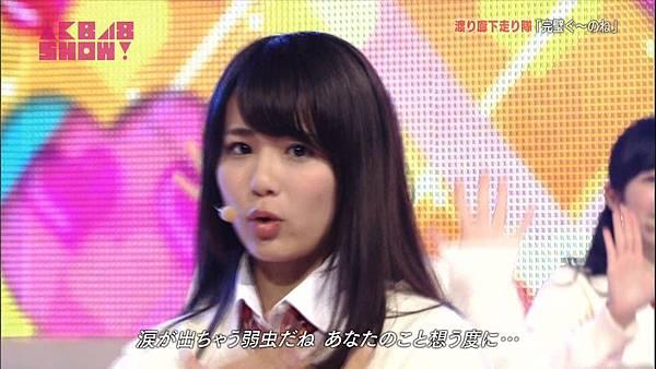 131214 渡り廊下走り隊 - 完璧ぐ~のね @ AKB48 SHOW!.ts_20131222_165511.688