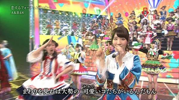 [永远的14少年] AKB48 - 紅白2013SP~AKB48 Festival!~ + talk (第64回NHK紅白歌合戦 2013.12.31).ts_20140101_194738.069.jpg