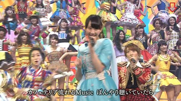 [永远的14少年] AKB48 - 紅白2013SP~AKB48 Festival!~ + talk (第64回NHK紅白歌合戦 2013.12.31).ts_20140101_195023.383.jpg