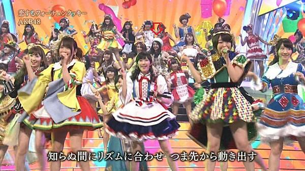 [永远的14少年] AKB48 - 紅白2013SP~AKB48 Festival!~ + talk (第64回NHK紅白歌合戦 2013.12.31).ts_20140101_195042.181.jpg
