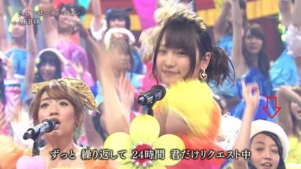 [永远的14少年] AKB48 - 紅白2013SP~AKB48 Festival!~ + talk (第64回NHK紅白歌合戦 2013.12.31).ts_20140101_195402.097.jpg