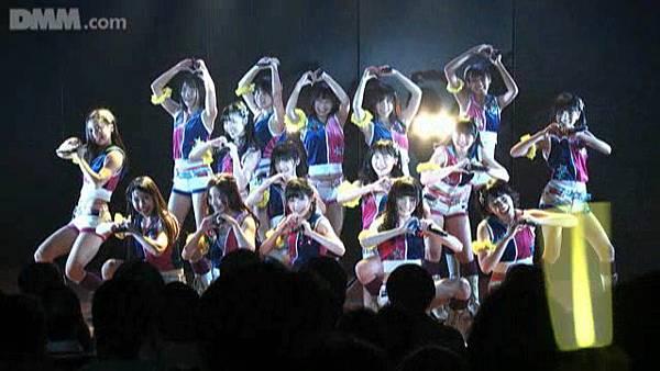 140218 AKB48 チーム4「手をつなぎながら」公演.wmv_20140223_195431.655