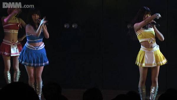 『发条idol字幕组』121022 B5th「シアターの女神」千秋楽公演.wmv_20140515_230700.191