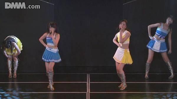 HKT48 140508 チームKIV「シアターの女神」初日公演.wmv_20140515_230714.356
