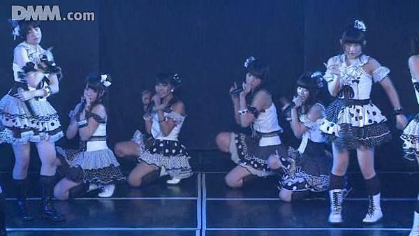 HKT48 140508 チームKIV「シアターの女神」初日公演.wmv_20140515_232919.741